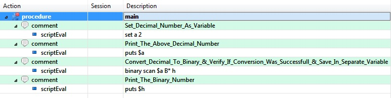 Oracle Knowledge InfoCenter - iTest: How to convert Decimals to